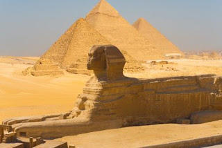 6. The Great Sphinx