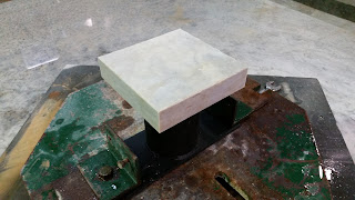 Stock for marble rosette for US Capital