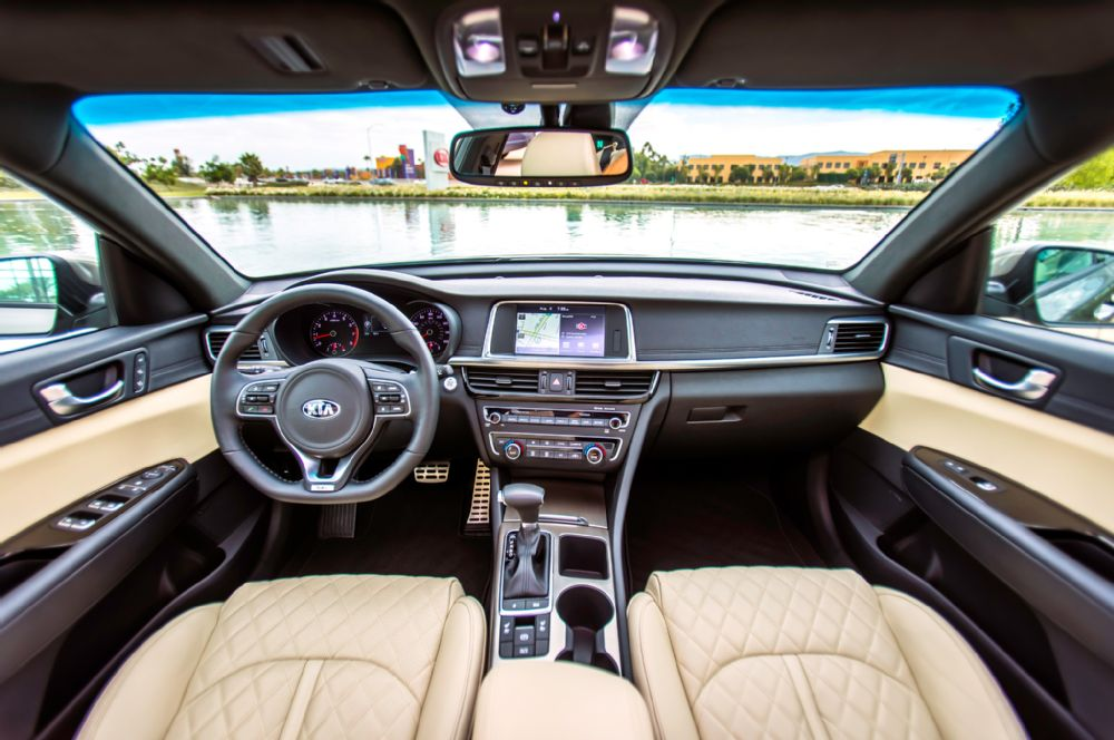 What About A 2016 Kia Optima Convertible