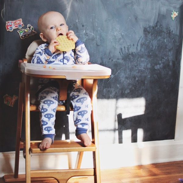 Outstanding Keeping A Low Profile With Your Kids Highchair Bralicious Painted Fabric Chair Ideas Braliciousco