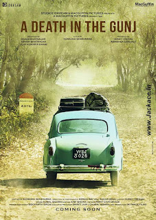 A Death In The Gunj First Look Poster