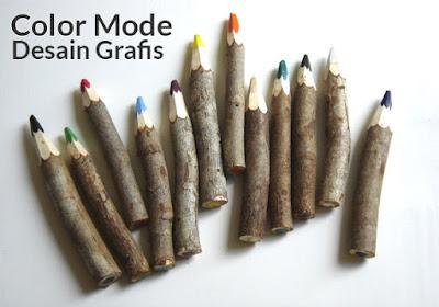 Pengenalan Model atau Jenis Warna pada Desain Grafis