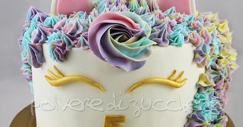 Unicorn Cake Torta Unicorno Per Il Compleanno Di Una