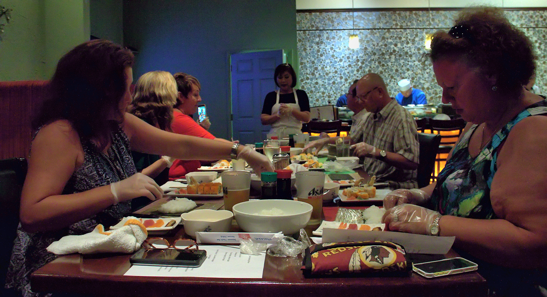 Southwest Florida Forks: Sushi Class at Origami Restaurant - photo#45