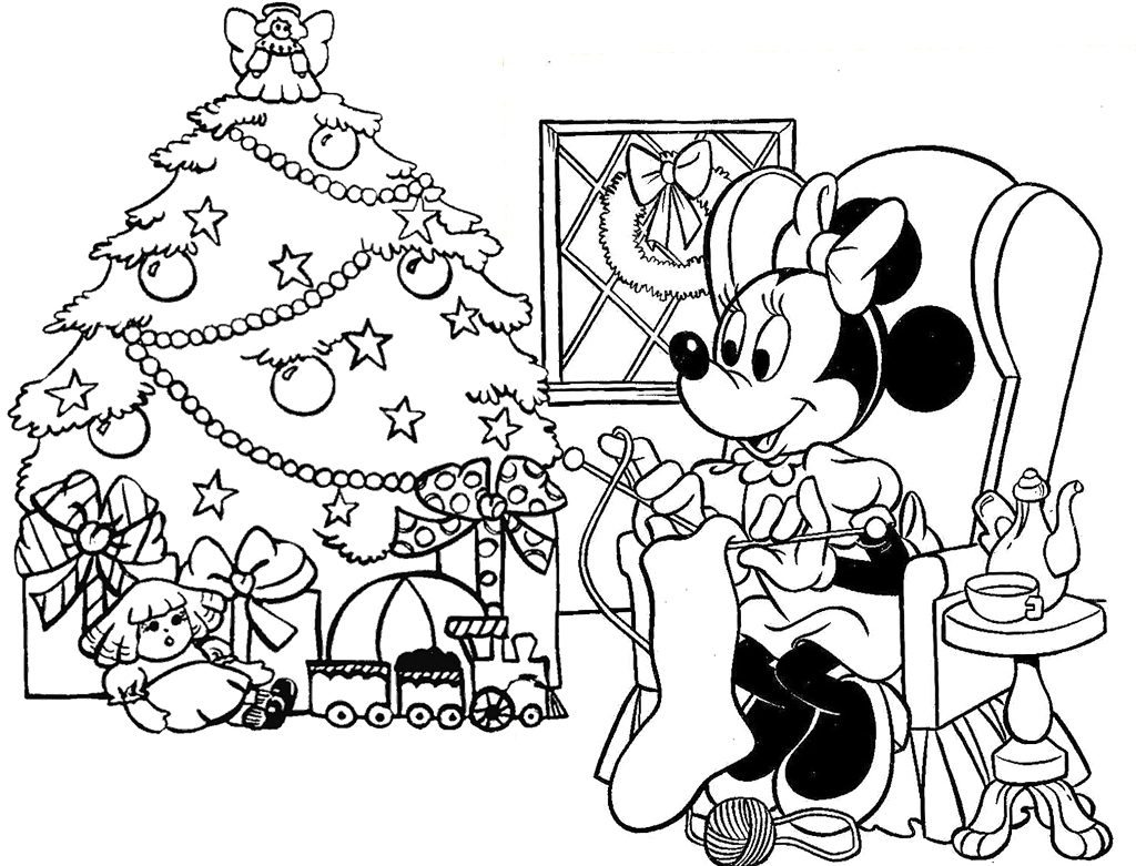10 idea disney christmas coloring page coloring page for kids