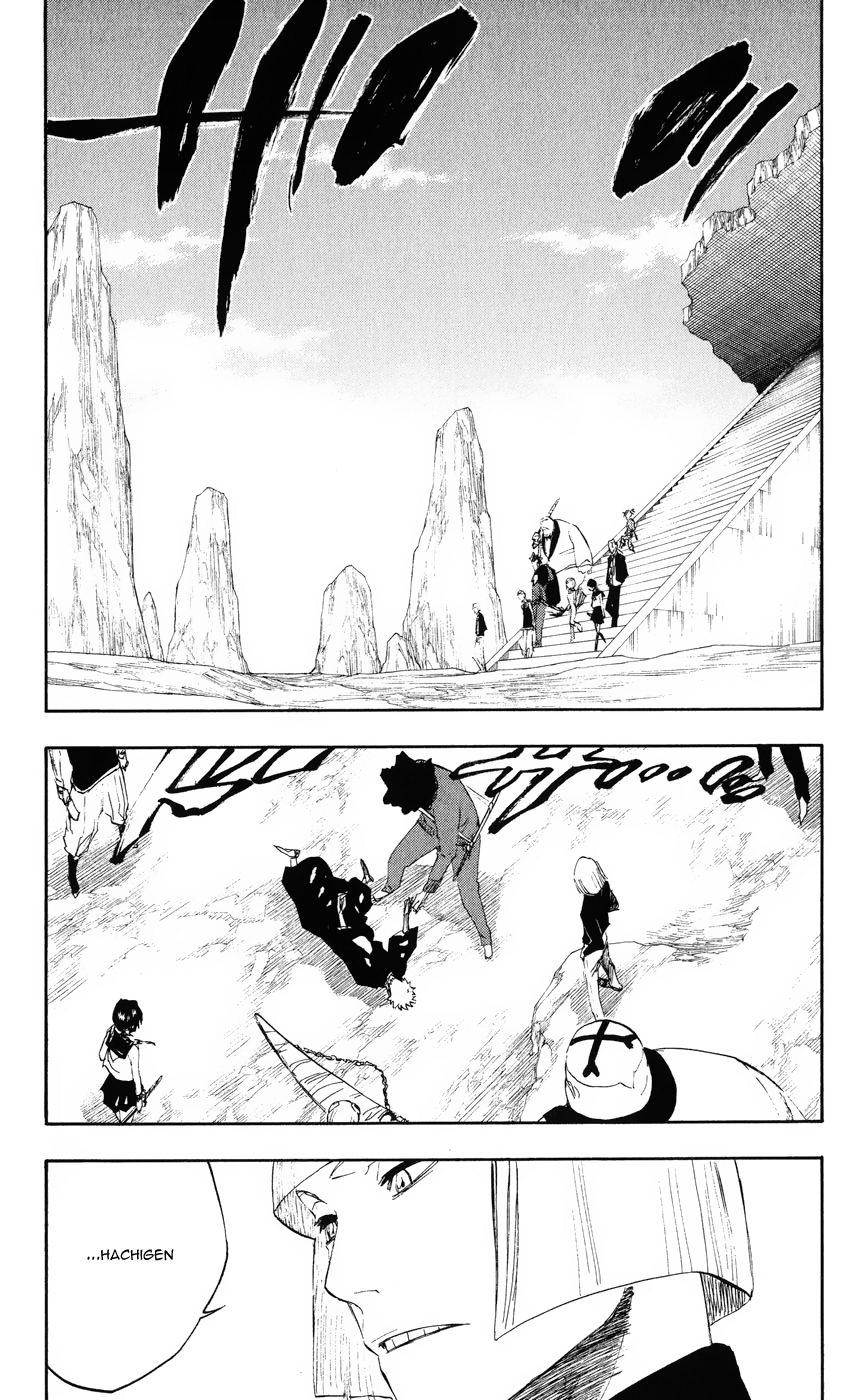 Bleach chapter 218 trang 4