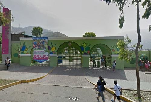 Parque Zonal Cápac Yupanqui (Club del Rímac)