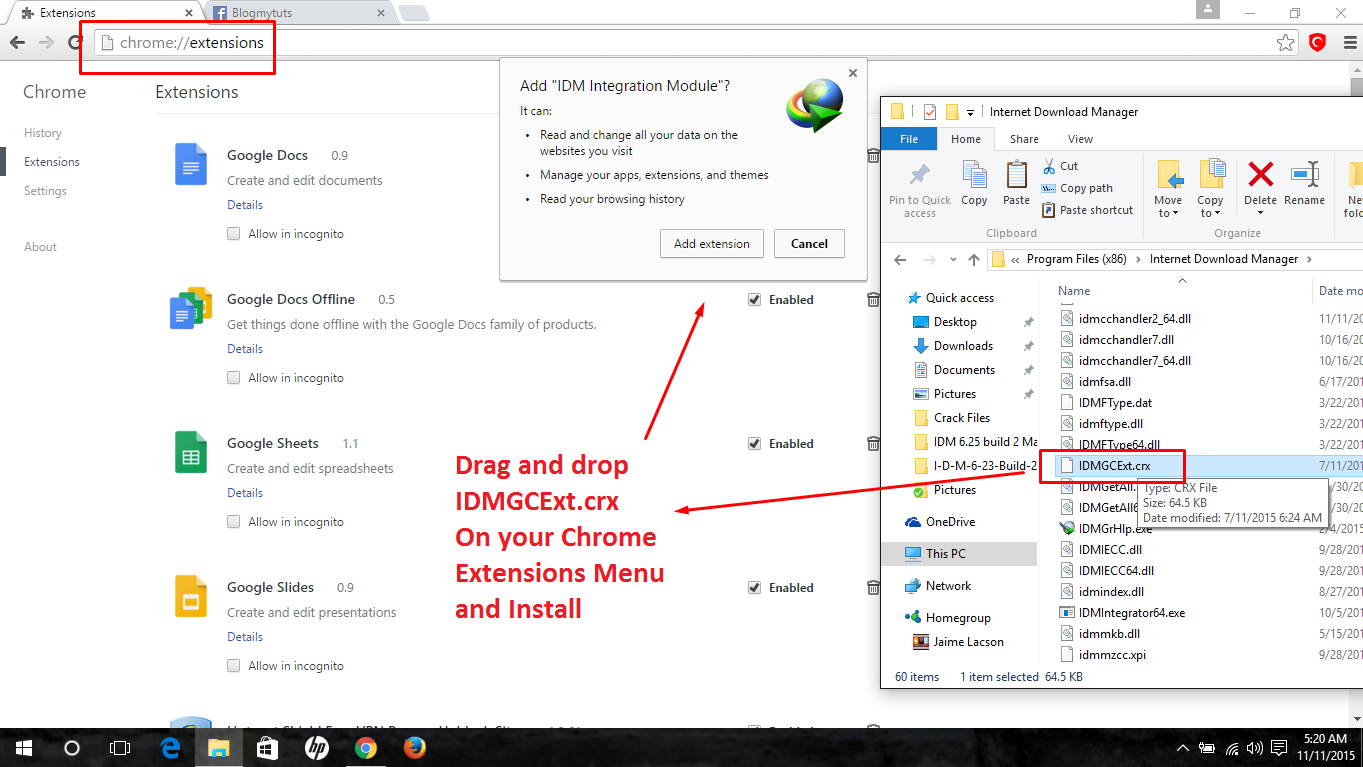 Idmgcext Crx Download For Chrome Engitaly S Blog