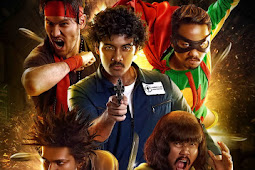 5 Pemuda Jagoan: Rise Of The Zombies (2017)
