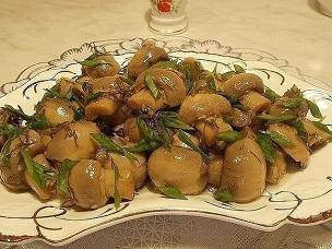 быстрый рецепт маринованных грибов шампиньоны