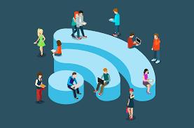 Berhati-Hatilah Saat Pakai Wifi Gratis Di Tempat Wisata.