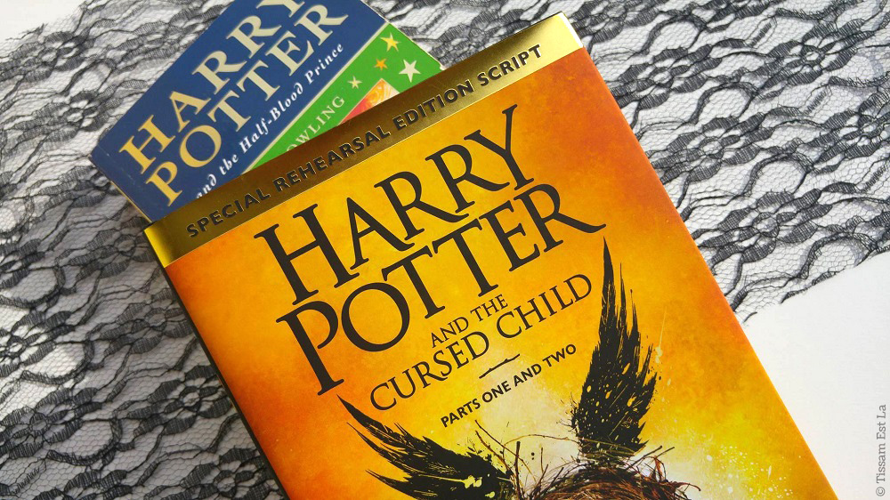 Harry Potter and the Cursed Child - Harry Potter et l'enfant maudit