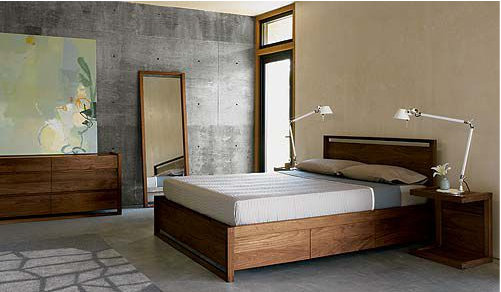 Forty Weeks Design Matera Bed