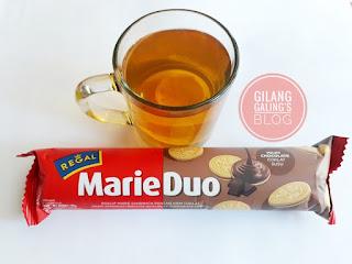 regal marie duo coklat