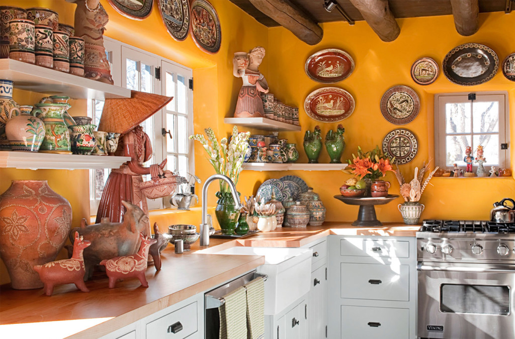 Southwestern Home Decor Part - 15: Pottery Is Southwest Home Décor Accessories That You Must Have When You  Want To Make Your Home Catch The Real Feel Of Southwestern Area.