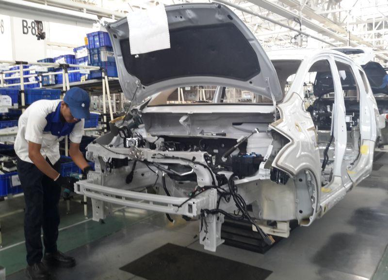 Lowongan Kerja PT.SUZUKI INDO MOBIL Operator Produksi Paling Terbaru 2018