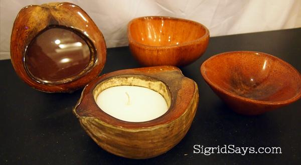 coconut handicrafts