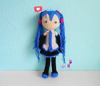 Miku-Hatsune-amigurumi