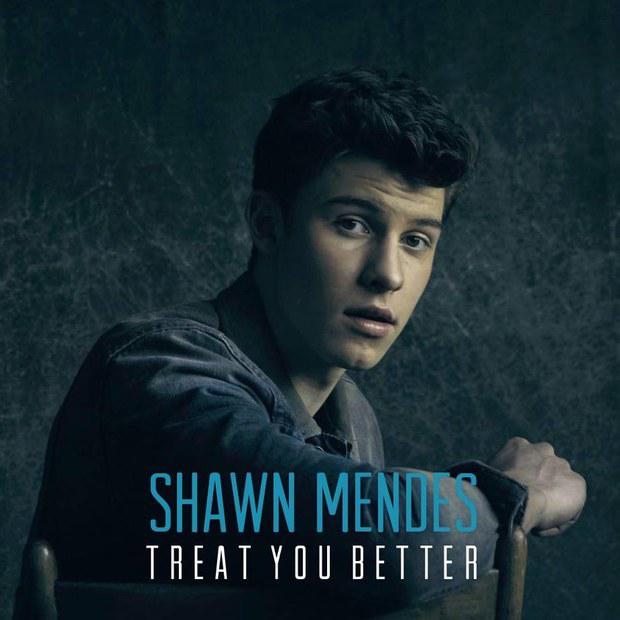 Baixar Shawn Mendes - Treat You Better (2016) Grátis MP3