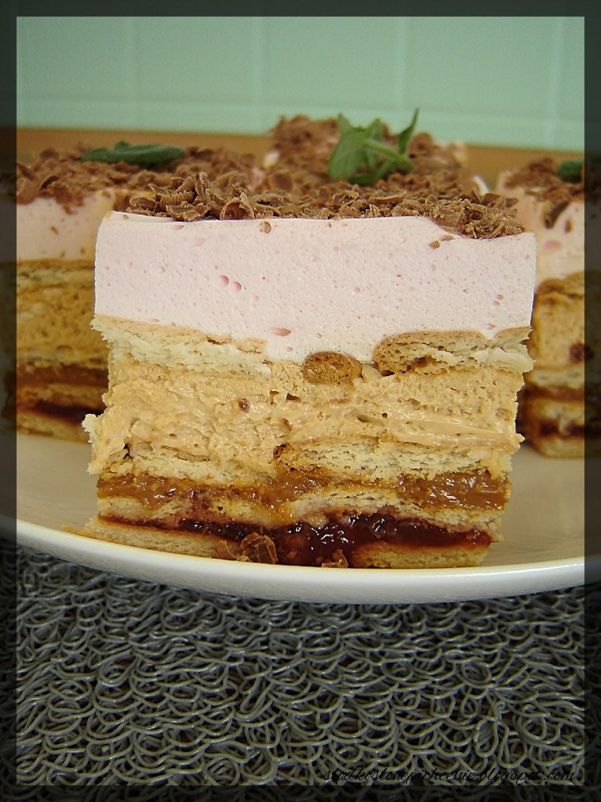 Ciasto balowe (bez pieczenia)