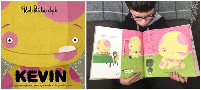 mejores cuentos libros infantiles de 5 a 8 años Kevin bob biddulph