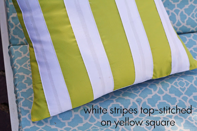 Running With Scissors: Outdoor Pillow Covers
