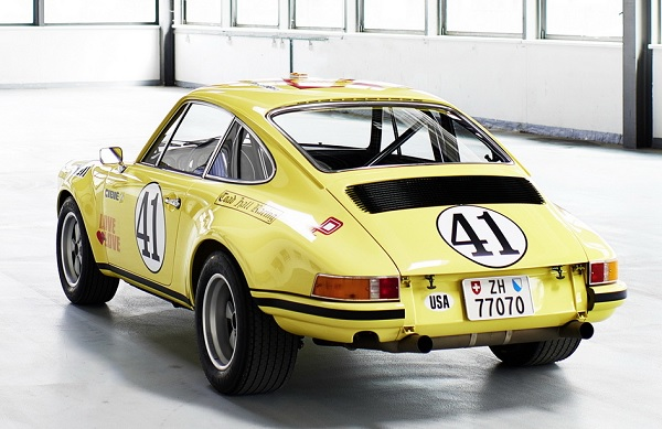 Porsche 911 2.5 S/T restaurado