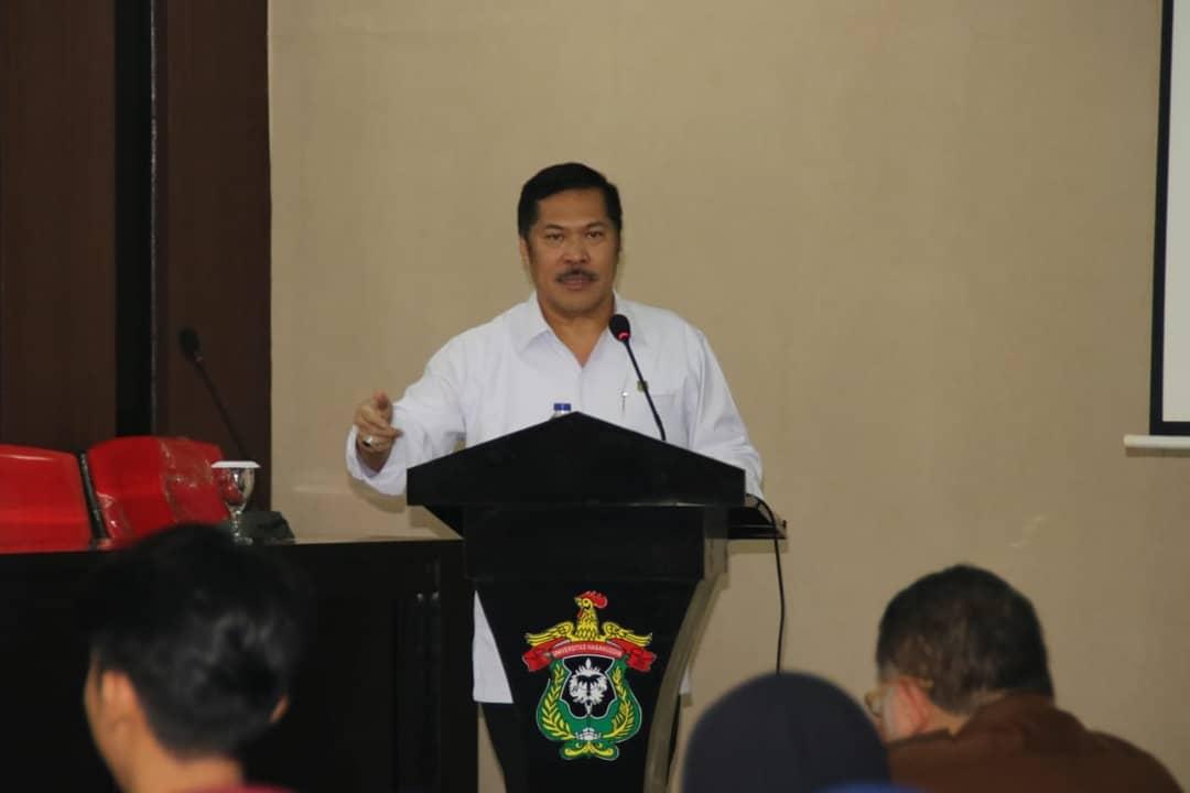 Jaksa Agung Muda Intelijen Beri Kuliah Umum di UNHAS