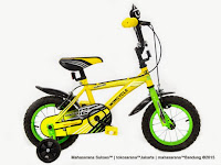 12 InchWimcycle Voltus Man Kids Bike