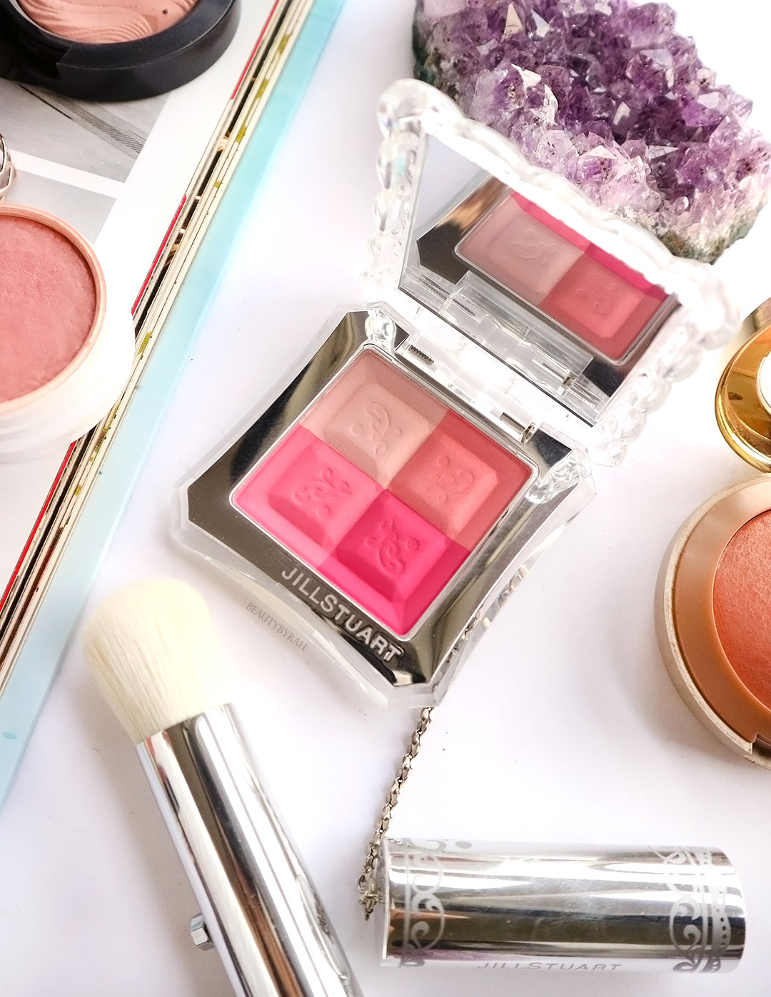 Jill Stuart Mix Blush Compact Blush in Primrose review