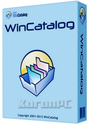 WinCatalog 2015 Full Version