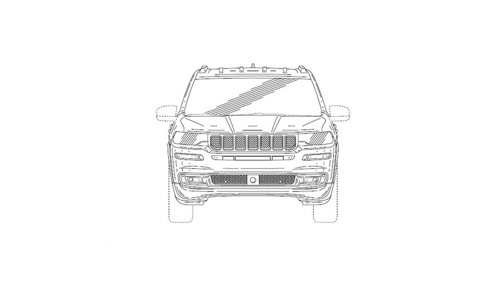 2018 Jeep Grand Wagoneer >> Is This The Production Version Of The Jeep Yuntu Concept?