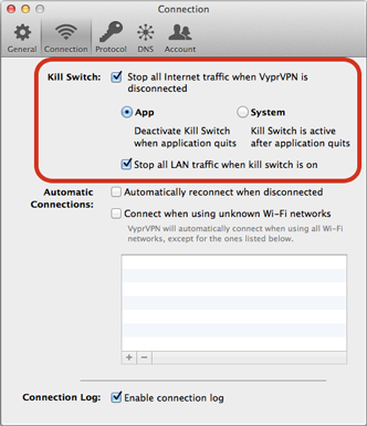 VyprVPN Kill Switch Now Available