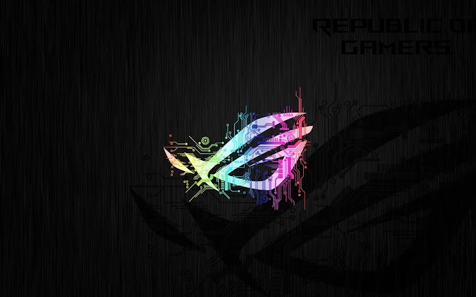 Republic of Gamers ASUS ROG Wallpaper