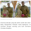 Belum Sebulan Menikah, Perut Baby Margaretha di Video Ini Bikin Tak Ragu Soal Isu Hamil Duluan