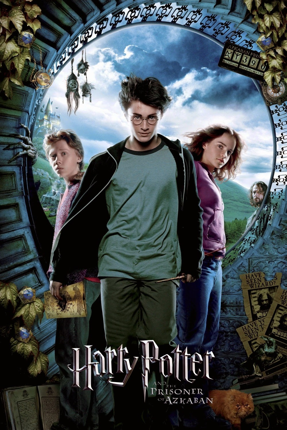 Review Harry Potter and the Prisoner of Azkaban (2004)