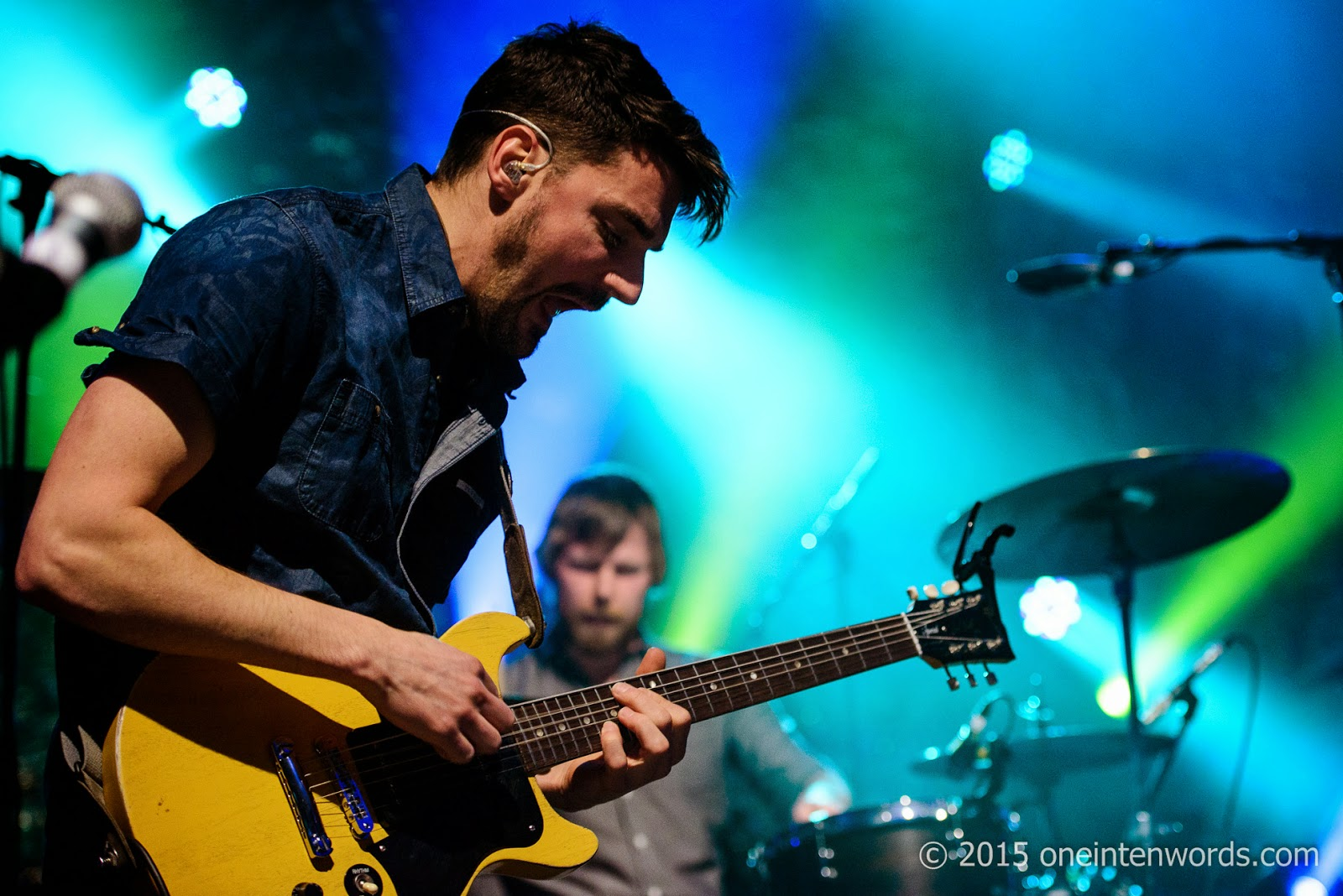 Hey Rosetta! at The Danforth Music Hall February 13, 2015 Photo by John at One In Ten Words oneintenwords.com toronto indie alternative music blog concert photography pictures