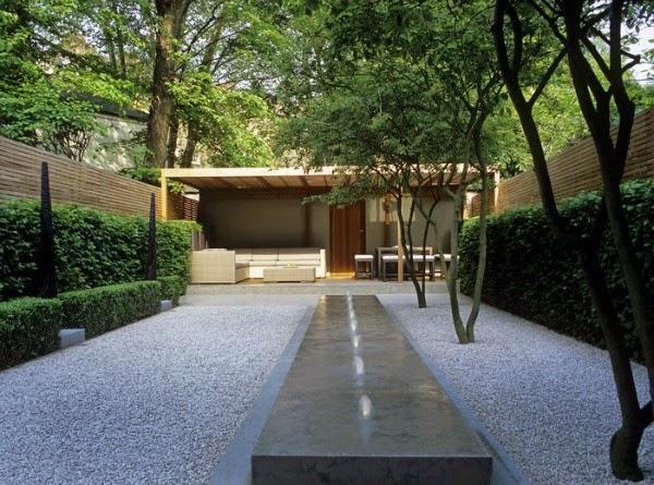 C mo crear un jard n minimalista guia de jardin - Petit jardin de luxe montreuil ...