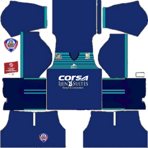 Logo Kit Dream League Soccer 2016 Arema Cornus Cronus Home