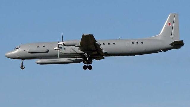 روسيا تختبر طائرة للحرب الإلكترونية