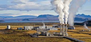 usina energia geotermica nesjavellir Islandia