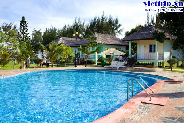 Resort Paradise vũng tàu