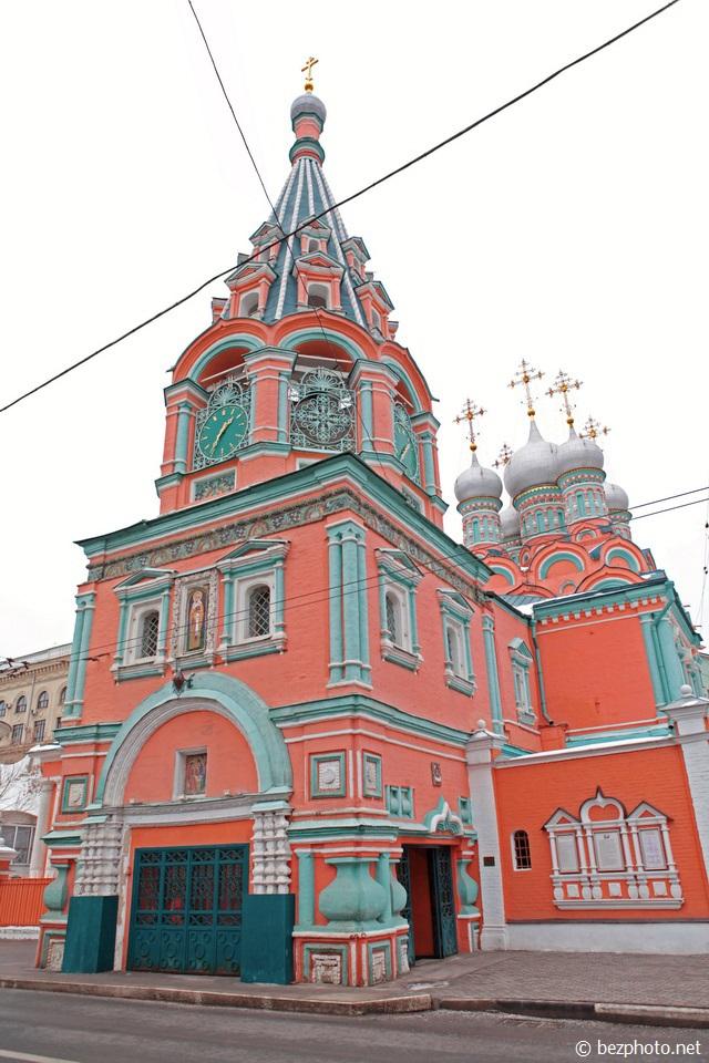 храмы москвы фото с названиями