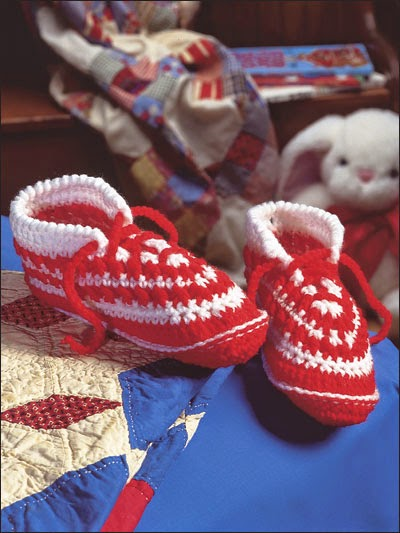 Free Crochet slipper patterns for boys