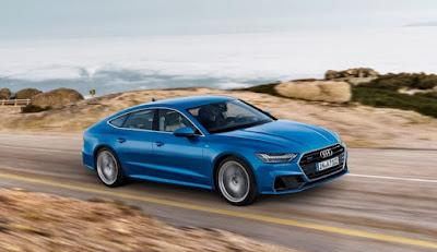 Nouvelles 2019 Audi A7 Caractéristiques, Prix, Dates de sorties