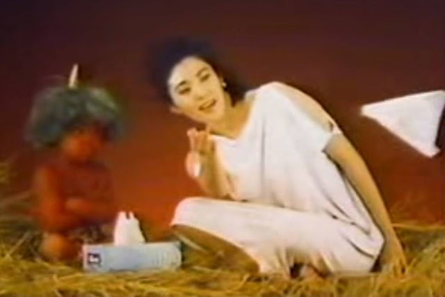 The Haunted Origin of the Cursed Kleenex Commercial from Japan