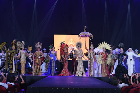Bb. Pilipinas 2018 Best in National Costume - The Pageant Queens