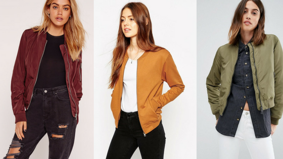autumn, fashion, season, jackets, coats, bomber jackets, style