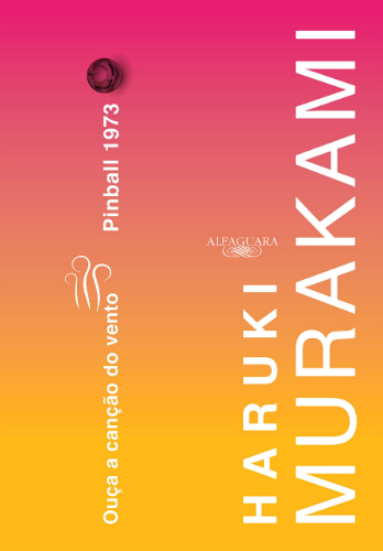 Ouça a canção do vento & Pinball,1973 - Haruki Murakami