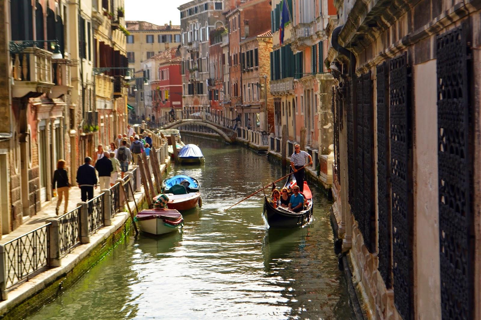 Venice, Italy, venezia, canals , europe, gondola